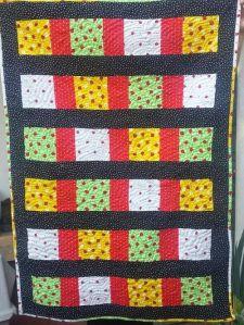 Ladybug Quilt for Mrs. E.