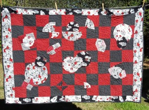 The Baa's Have It quilt